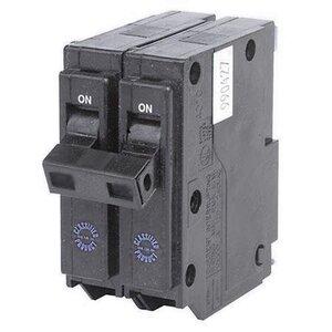 Eaton CHQ220 Breaker, 20A, 2P, 240V, 10 kAIC, Classified