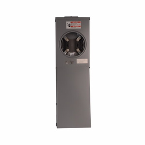 Eaton CHR1G7NS Power Panel, Temporary, 125A, 1P, 120/240V, Metered