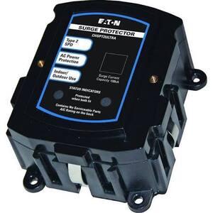Eaton CHSPT2SURGE Surge Protection Device, Whole House, 120/240V, 2P, Panel Mount