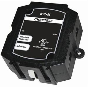 Eaton CHSPTELE Surge Protection Device, 4 Telephone Lines, 20kA per Line