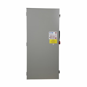 Eaton DH264FRK 200a/2p Hd Fusible Safety Switch 600v NEMA 3r