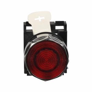 Eaton E22N2 C-h E22n2 Red Ind Light Lens