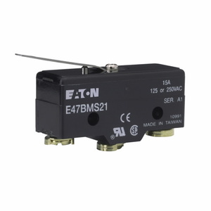 Eaton E47BMS21 E47 Precision Limit Switch