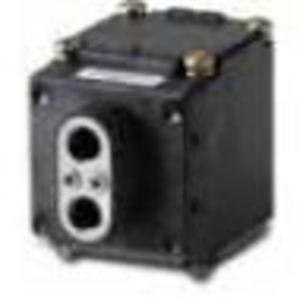 Eaton E51DF33 Photoelectric Sensor, E51 Sensor Head, Glass Fiber Optic, Diffuse