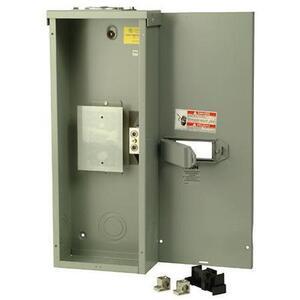 Eaton ECB225R Breaker, Enclosure, 225A, 240VAC, N3R, Replaced By Eaton ECC225R