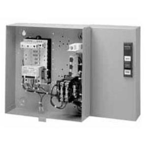 Eaton ECC03C1A2A Contactor, Lighting, 30A, 2P, NEMA 1 Enclosed, Electrically Held