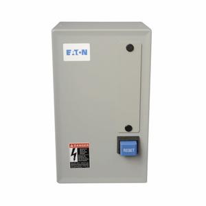 Eaton ECN0501EAA Starter, NEMA Size 0, 9A, Type 1, Non-Reversing, 208VAC Coil