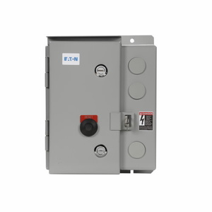 Eaton ECN0508AAA Enclosed NEMA Full Voltage Non-reversing Starter