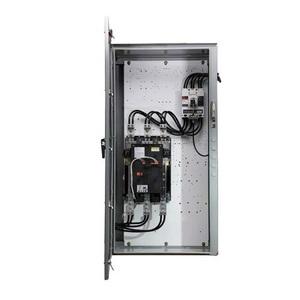 Eaton ECS98X2CAJ-C1P7S3E8 N3R, Pump Panel, 125 HP Softstarter