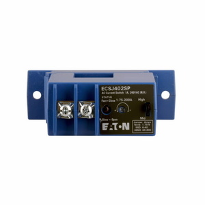 Eaton ECSJ402SP Current Transformers, Split Core, 0.85 Opening, 1A @240VAC, LED