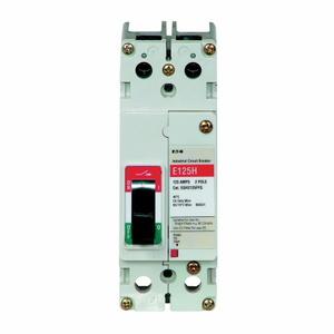 Eaton EGS2100FFG Breaker, 100A, Bolt-On, 480/277VAC, 2P, Molded Case