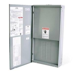 Eaton EGSX100L24RA Standard Automatic Transfer Switch, 100A, 120/240V, 24 Circuit Sub-Panel