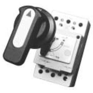 "Eaton EHMVD06B Rotary Operating Mechanism, 6"" Shaft, Black Handle, Complete"