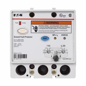Eaton ELJBN3150W Breakers, GFCI Module, JG Frame, 3P, 150A