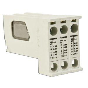 Eaton H2009B-3 Heater Pack, 4.55 - 7.40A Range, Adjustable, Class 20