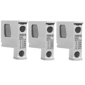 Eaton H2010B-3 Heater Pack, 6.75 - 11.00A Range, Adjustable, Class 20