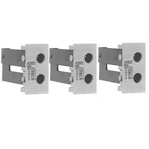 Eaton H2022-3 Heater Pack, 62.20 - 84.60 Heater, Range, Adjustable, Class 20