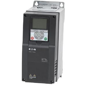 Eaton HMX32AG01121-N Drive, H-Max Series, 230VAC, 11A, Frame 4, 3HP, No Brake