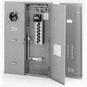 Eaton HP404040SHL House Panel, 400A, 120/240V, 4 Jaws, 40/40 Distribution, NEMA 3R