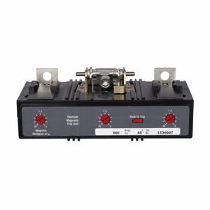 Eaton LT3300T Breaker, Molded Case, Thermal-Magnetic Trip Unit, 3P, 300A, Type LD