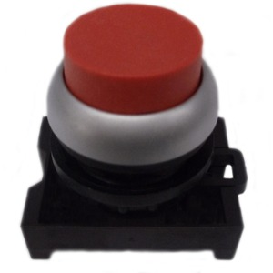 Eaton M22-DH-R Extended Pushbutton, M22