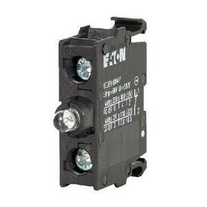 Eaton M22-LEDC-G 22mm Lamp Block, Green, LED, M22