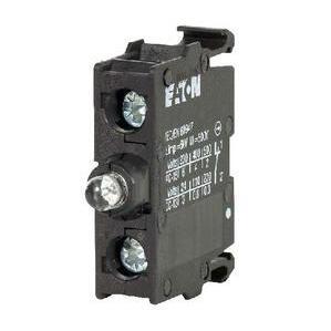 Eaton M22-LEDC230-R 22mm Lamp Block, Red, LED, M22