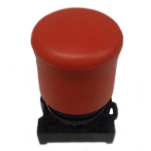 Eaton M22-PV Push Button, 22mm, Red, 40mm, Push-Pull Operator, Maintained, M22