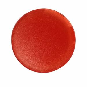Eaton M22-XDL-R Push Button, Component Button Plate, Flush, Red, M22
