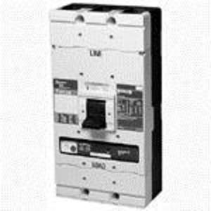 Eaton MDL3800F Breaker, Molded Case, Frame Only, 800A, 3P, 600VAC, Series C