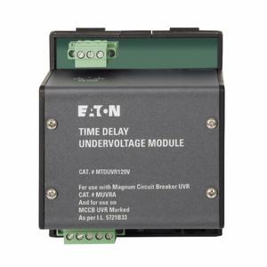 Eaton MTDUVR120V MTDUVR120V TIME DEALY UNDERVOLTAGE TRIP 120VAC
