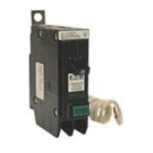 Eaton QBCAF1020 Breaker, Bolt-On, 20A, 1P, 120/240V, 10 kAIC, Arc Fault