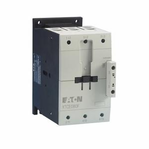 Eaton XTCE080F00A Contactor 3 Pole Fvnr 80a Frame F 110/50 120/60 Coil
