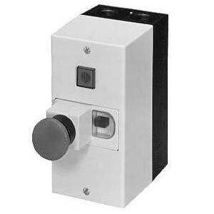 Eaton XTPBXENASES65 Enclosure, Insulated, XTPB, Pushbutton, MMP