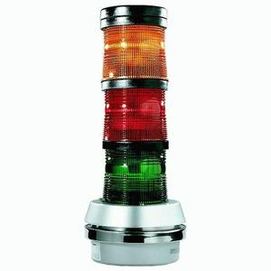 Edwards 101STR-G1 Stacklight Strobe Module, Red, 24VDC