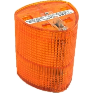 Edwards 102LM-A Lens Module, For 102 Series Stacklights, Amber, Non-Metallic