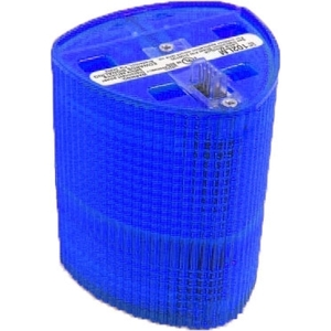 Edwards 102LM-B Lens Module, For 102 Series Stacklights, Blue, Non-Metallic