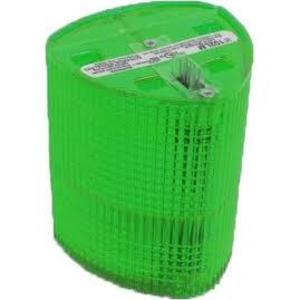 Edwards 102LM-G Lens Module, For 102 Series Stacklights, Green, Non-Metallic
