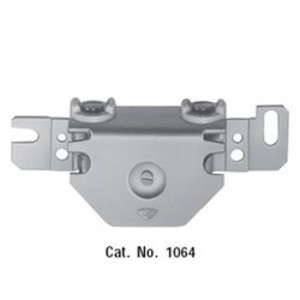 Edwards 1065-N5 Strap Mounted Buzzer, 120VAC, 50/60Hz, 0.05A, Metallic, Gray