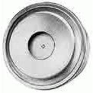 Edwards 123A-N5 Vibrating Horn, 120VAC, .04A, 86dB @ 10', Surface Mount, Metallic