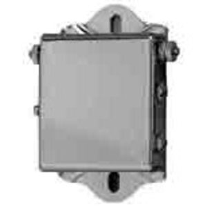 Edwards 15-3G1 Buzzer, Miniature, 24VDC, 0.2A, 84.5dB, Chrome Finish