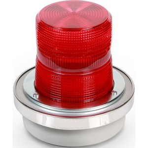 Edwards 92-LR Beacon Lens, Red