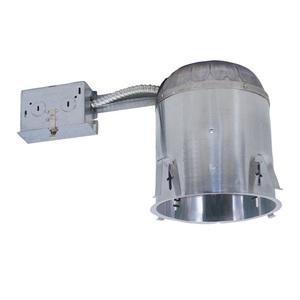 "Elco Lighting EL7RICA 6"" Line Voltage Remodel Housing-Type IC"