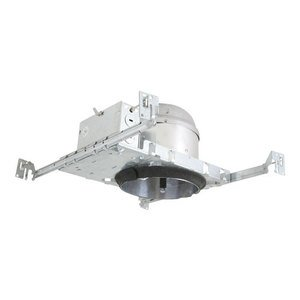 Elite Lighting B25IC-AT Shallow IC Housing, Air-Shut, 5""