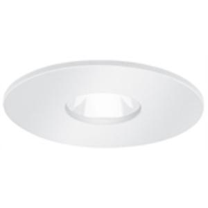 "Elite Lighting B422WH Pinhole Trim, 4"", White"