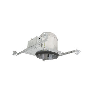 "Elite Lighting B6PLIC-13-E-AT Compact Fluorescent IC Housing, Air-Shut, 6"", 13W, 120V"