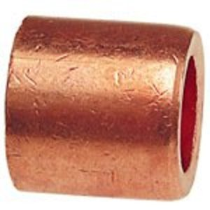 "Elkhart Products 10030548 Flush Bushing, Type: FTG x C - WROT, Size: 3/4 x 5/8"", Copper"