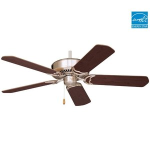 Emerson Building Products CF755BS STL 52IN CEIL FAN