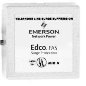 Emerson Network Power FAS-TEL-200T Surge Protection, RJ11/RJ31X, Analog Phone/Fax/Modem/DSL