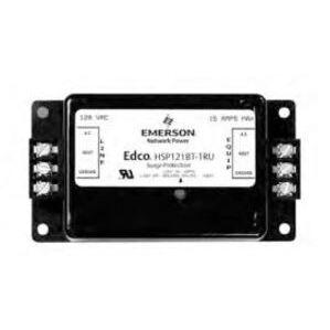 Emerson Network Power HSP121BT-1RU Surge Suppressor, 3 Stage Hybrid, Solid State Power Line, 120VAC